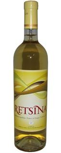 Loukatos Retsina 1.00l - Case of 12